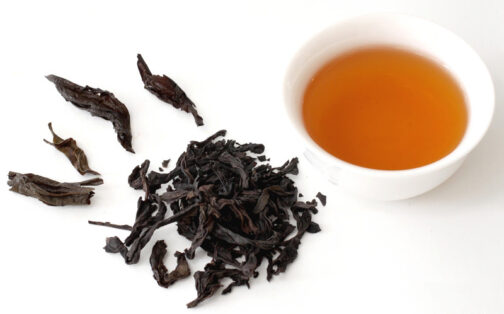 Da Hong Pao Big Red Robe Turtle