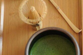 Matcha Japansk grøn te