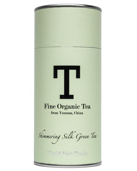 Økologisk & Fairtrade Shimmering silk Grøn Te fra Yunnan i Kina