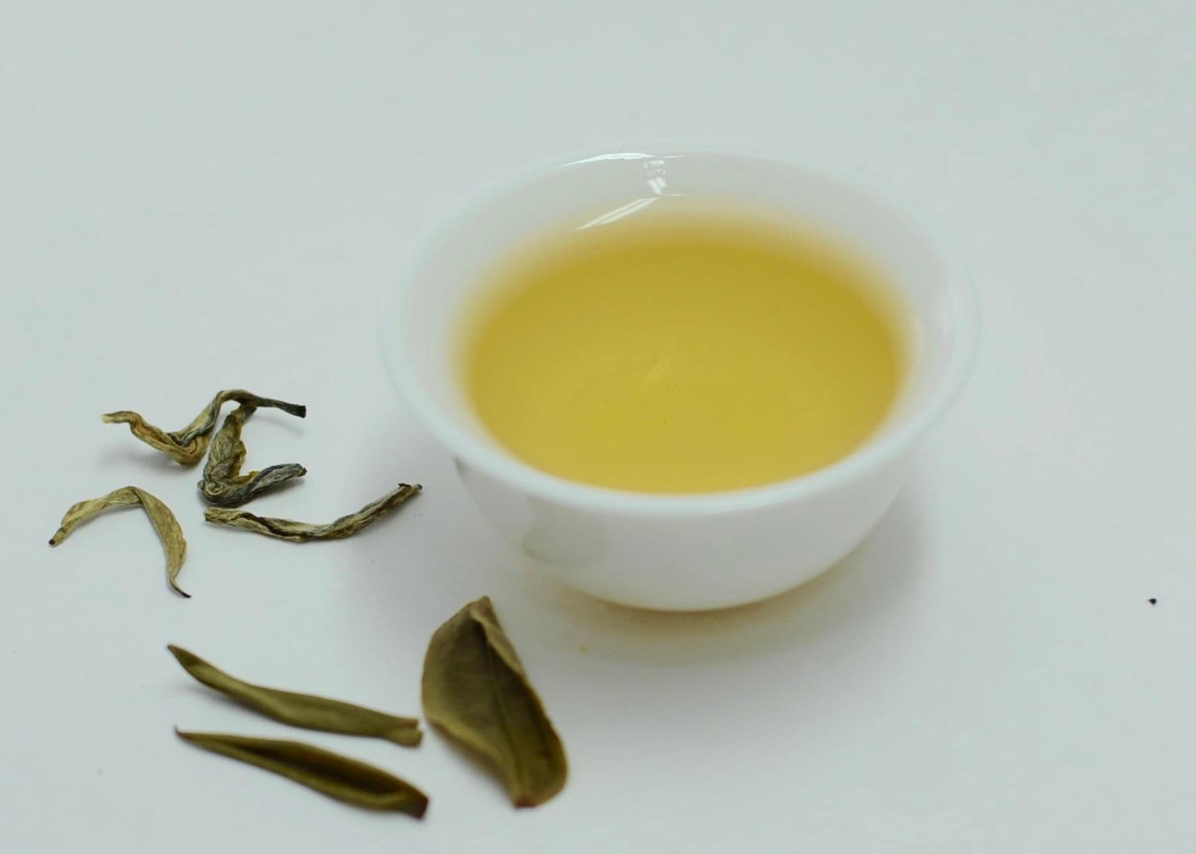 Sweet Mountain Sheng Puerh tea