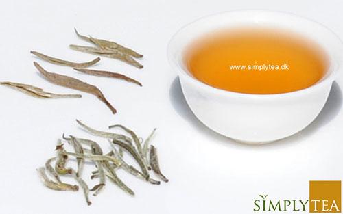Bai Hao Yin Zhen Silver Needle