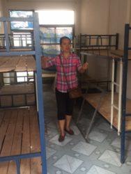 Minans left-behind children project