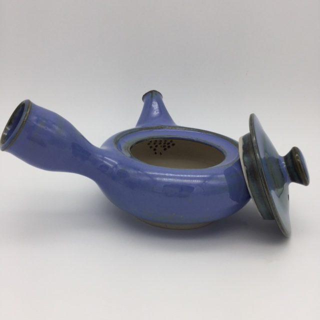 Kähler blå tokoname tepotte