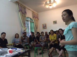 Workshop Yunnan