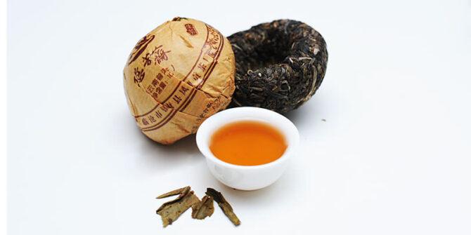 Jing Gu Sheng Puerh Tou Cha