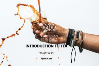 ESTA certified online tea course - Intro to tea