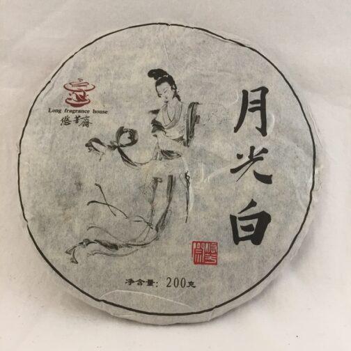 Yue Guang Bai White Moonlight sheng Puerh Bing