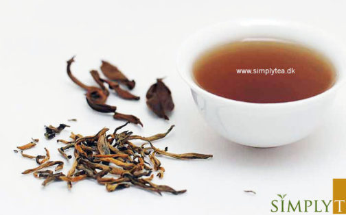 Økologisk Yunnan Golden Silk
